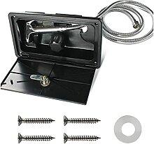 ZIHAN Feil Store Kit de boîte de Douche RV avec
