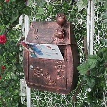 ZIHAOG Boîte Aux Lettres Murale, Boite Aux