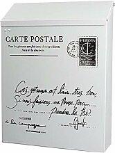 ZIHAOG Boite Aux Lettres Normalisée, Boite a