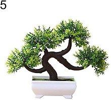 ZIYUYANG bonsaï Artificiel. Plante Artificielle