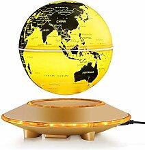 zjchao 6'' Magnétique Globe Terrestre