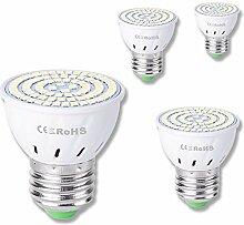 ZJING Ampoules LED E27 7W, 600Lm Ampoules à