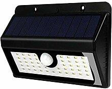 ZJING Lampe Solaire Extérieur, Lumière Solaire