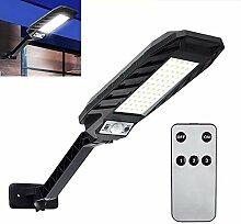 ZJING LED Lampe Solaire Extérieur 60 LED 3000mah