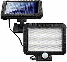 ZJING Update Projecteur LED Solaire 56LED, Lampe