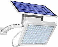 ZJING Update Projecteur Solaire 48 LED, Lampe