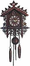 ZJWD Horloge À Coucou, 9,5 Pouces (sans Bras