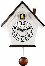 ZJWD Pendule À Coucou, Horloge À Coucou Moderne