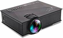 ZJYX Vidéoprojecteur, Mini Projecteur Vidéo