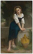 zkpzk Citon William Adolphe Bouguereau, Orphelin