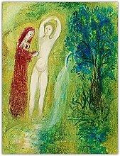 zkpzk Marc Chagall, Daphnis Et Chloé Au Bord De
