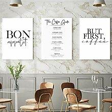 ZLARGEW Minimaliste mais Premier Guide de café