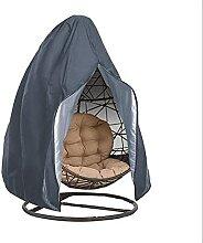 ZLLY Couverture de Chaise Suspendue, Housse de