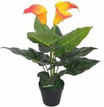 ZMP🐼- Elégant - Plante Artificielle Déco.
