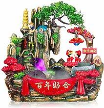 zongshengshop Fontaine de Bureau Intérieur Bureau