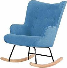 Zons Fauteuil à Bascule Rocking Chair