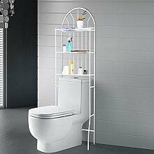 Zoternen Etagère au Dessus des Toilettes WC