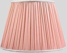 ZQH Abat pour Lampe de Table, Ancien en Tissu