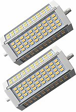 ZQYR Lamp# LED R7S 40W Ampoule Doublé