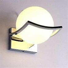 Zqyrlar - Lampe moderne murale en forme de boule,