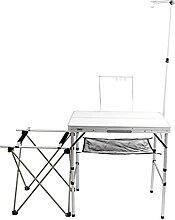 ZSP Table Pliable Table de Pique- Nique