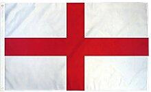 Zudrold 5x3 Drapeau de l'Angleterre bannière