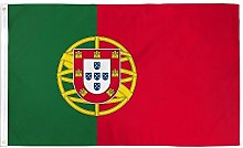 Zudrold Accueil et Vacances Drapeaux 3x5 Portugal