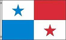 Zudrold Drapeau du Panama Bannière Pays Amérique