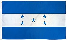 Zudrold Drapeau Honduras 3x5 Pieds Bannière Pays