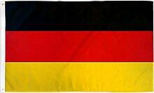 Zudrold O3 3x5 Drapeau de l'Allemagne