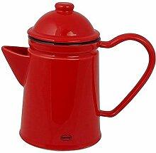 Zuperzozial Verseuse à thé/café rouge C1201450