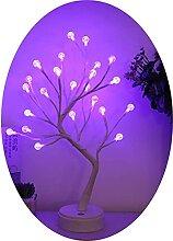 ZURITI La Plante d'intérieur à LED Magique,