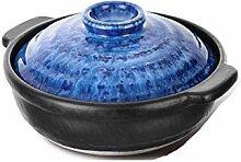 zvcv Marmite en Argile de Cuisson Dutch Oven Pots