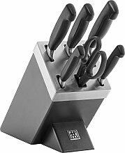 ZWILLING Bloc de Couteaux SharpBlock (7 pièces)