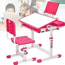 ZWJABYY Bureau pour Enfants Ergonomique avec Une