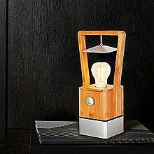 ZWSHOP Lampe de chevet LED à intensité variable