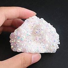 ZXCZXC Minéraux cristallins naturels Aura Aura