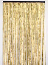 ZXL Bois de Bambou de Rideaux perlés pour Le