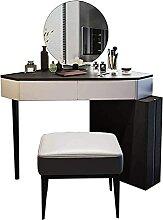 ZXNRTU Robuste et Durable Table de Coiffeuse