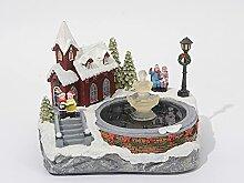 ZXPPL Maison de Fontaine de Noël, Maison de Neige