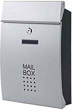 ZXPzZ Boîtes aux lettres sécurisées En dehors