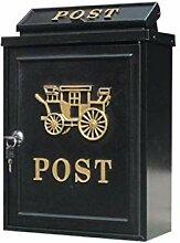 ZXPzZ Boîtes aux Lettres sécurisées Postbox