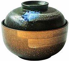 ZXW Bol à Nouilles en céramique de 6,5 Pouces