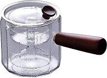 ZXYDD Théière en verre haute température avec