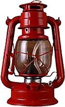 ZYJTGH Buddha Lampe à Huile rétro, Lampe de