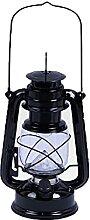 ZYJTGH Buddha Lampe de kérosène à LED rétro à