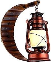 ZYJTGH Buddha Lampe de kérosène de Base de Base