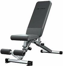 ZYM Banc de Musculation Conseil Muscle Abdominale,