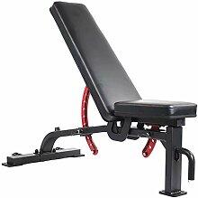 ZYM Banc de Musculation Super Heavy Charge 881Lb