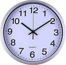 ZYUEER Horloge Murale Geante, Horloge De Bureau